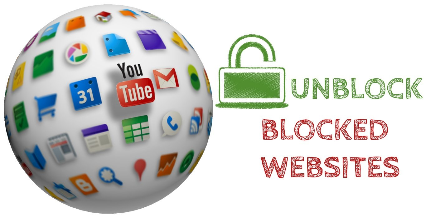 how to unblock facebook proxy server