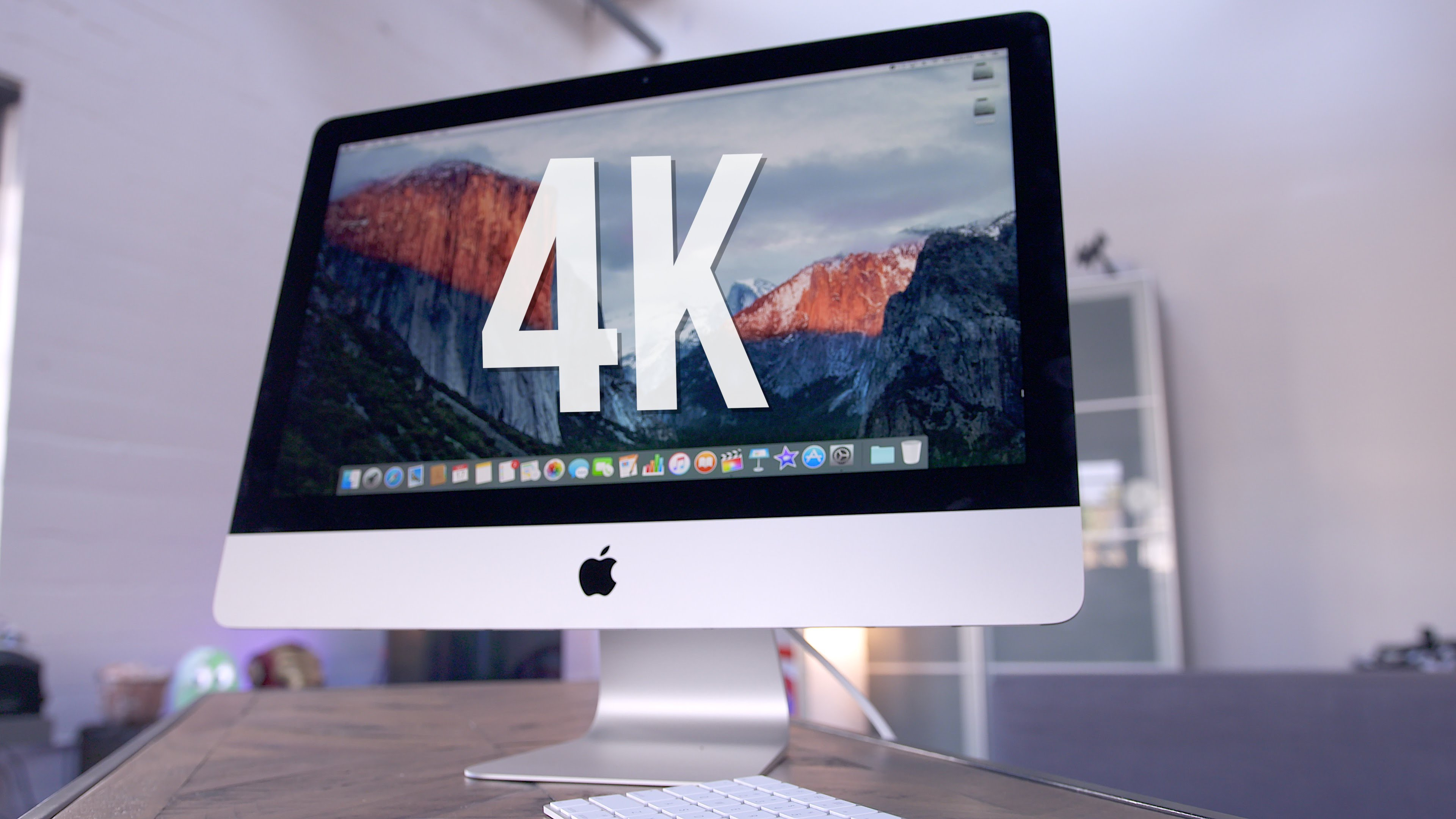 Apple iMac 21 Inches with Retina 4K Display 3.0Ghz Quad Core Core i5 7th Gen Price, Specs & Features