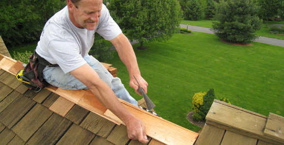 Why do People Say that the only Cons About Cedar Roofs are Maintenance?