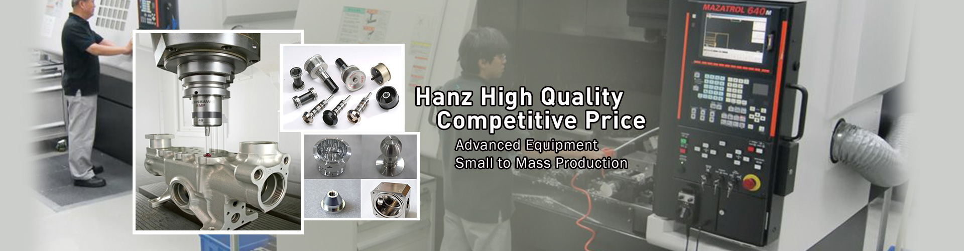 High Quality CNC Machining