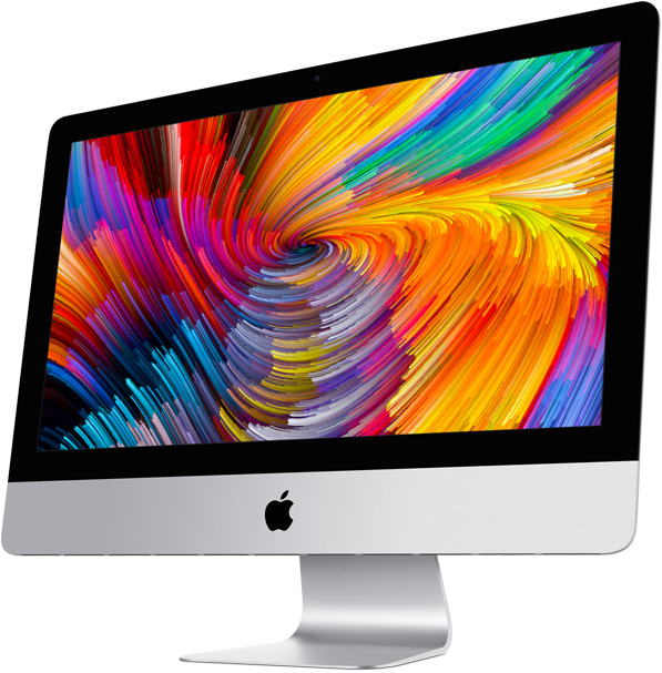 Apple iMac 21 Inches with Retina 4K Display 3.4Ghz Quad Core Core i5 7th Gen Specs & Features