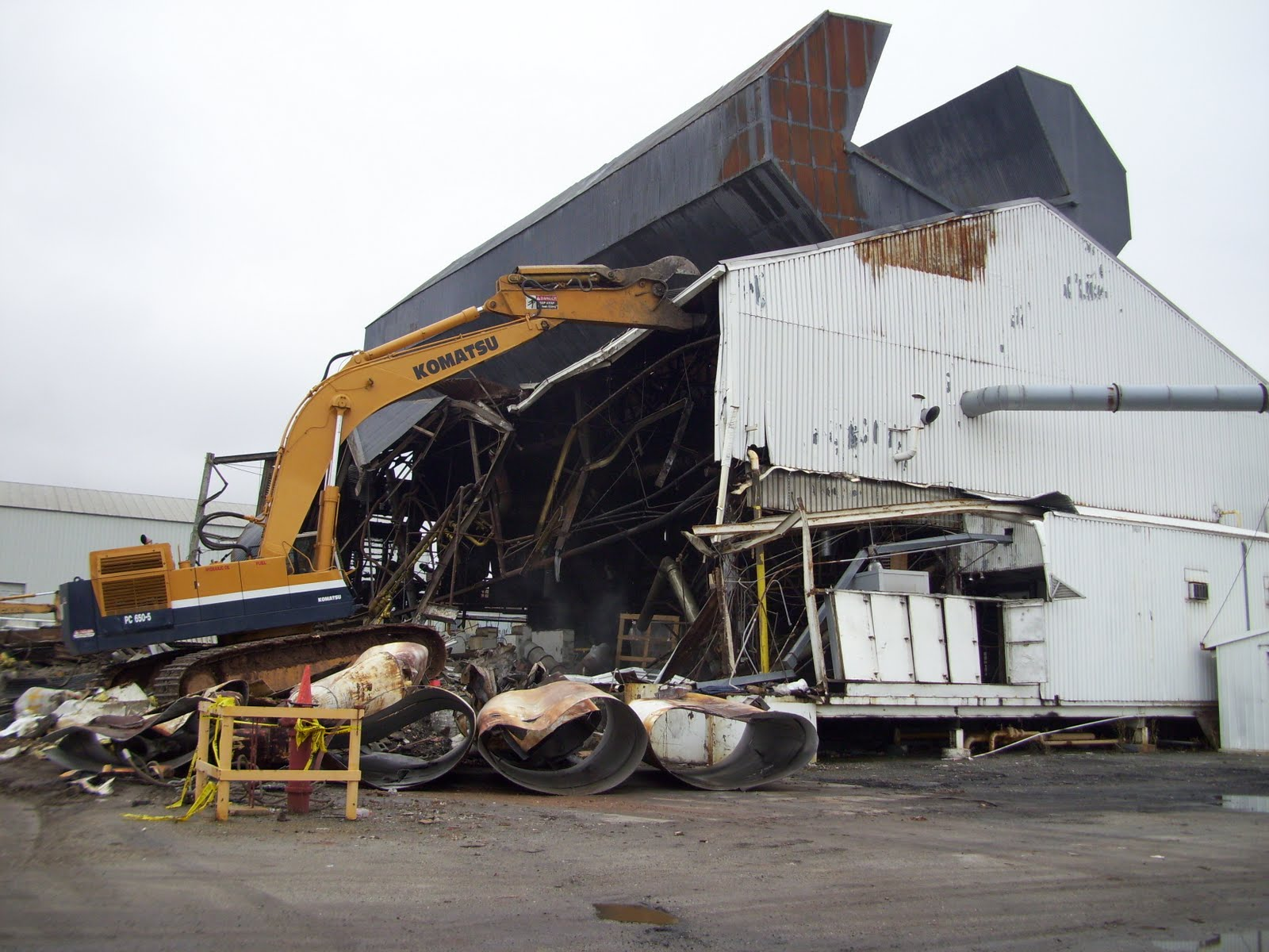 Industrial Demolition Service in Melbourne