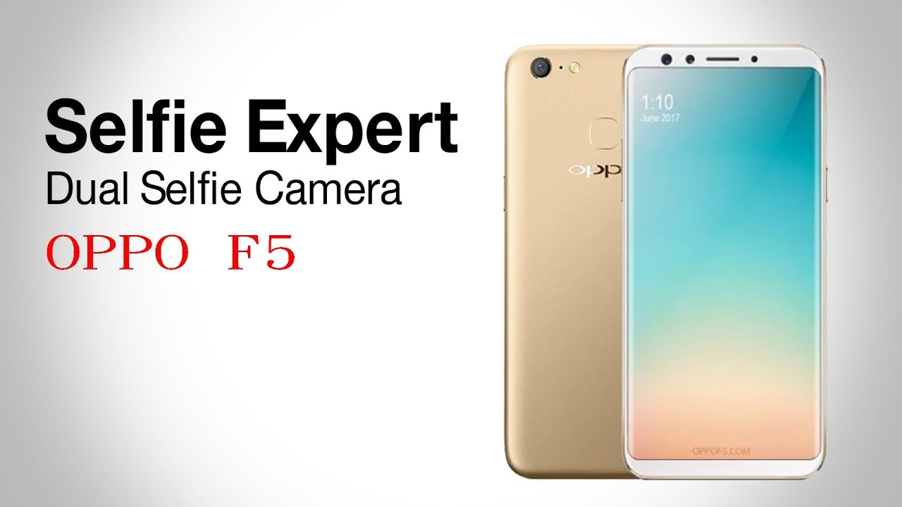 2018 oppo f5 specs features