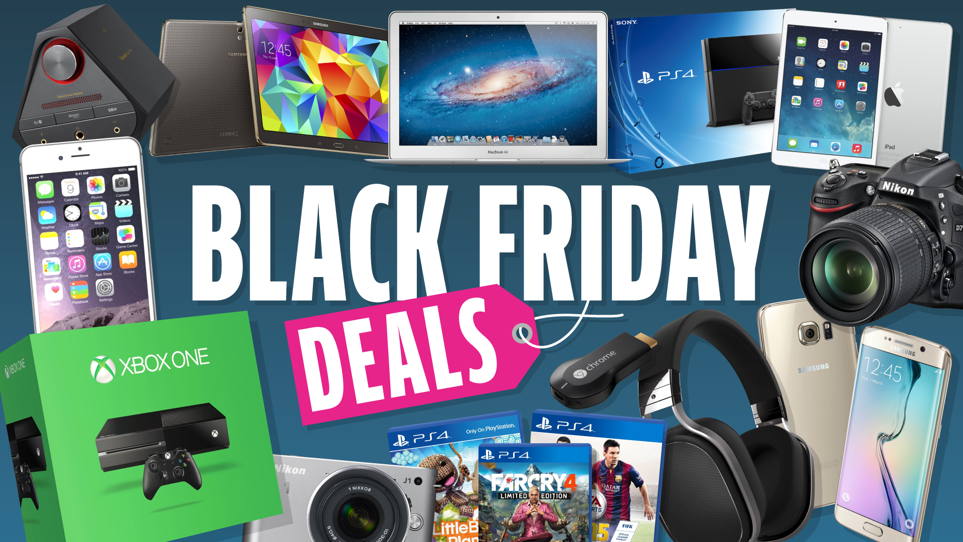 Black Friday Deals In Pakistan 24 November 2017