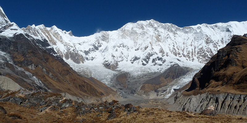 Best time for Annapurna base camp