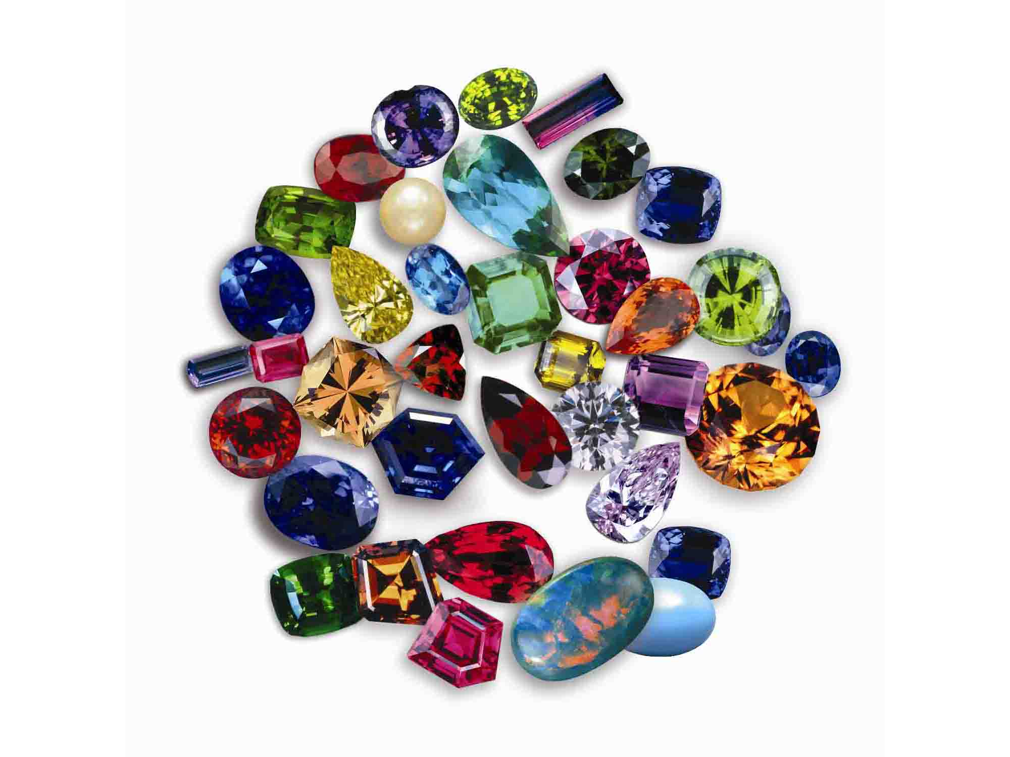 Pick Your Astrology Lucky Gemstone Primarily Based On Your Moon Sign