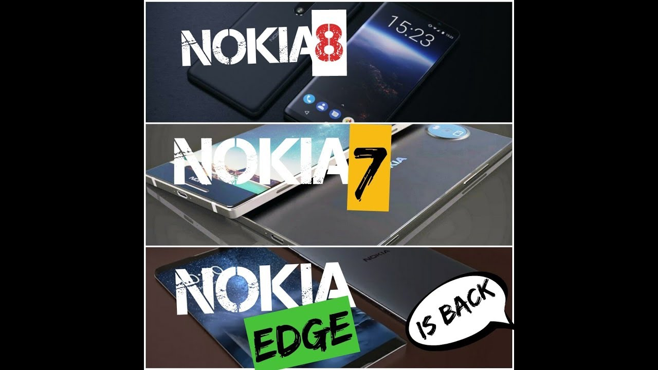 Upcoming Nokia mobiles Phones In 2017 And 2018