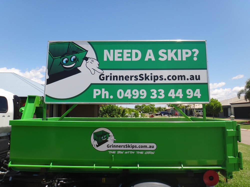 Skip Hire Townsville and the Sizes of Skips