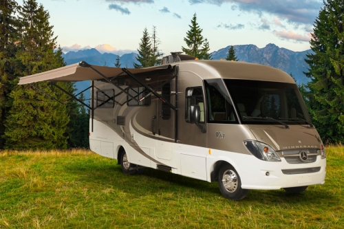 HOW TO FIX A BURST WATER SUPPLY LINE IN YOUR MOTOR HOME
