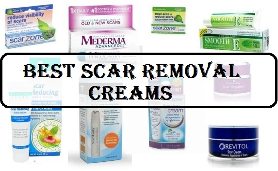 Top Scar Removal Creams Of 2017