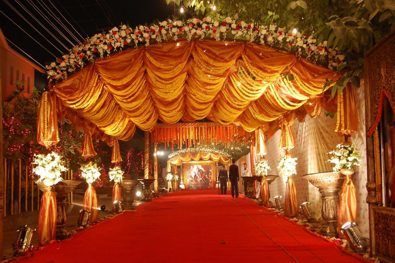 Say Yes To Less Stress: Hire Hariom tent house To Plan a Wedding