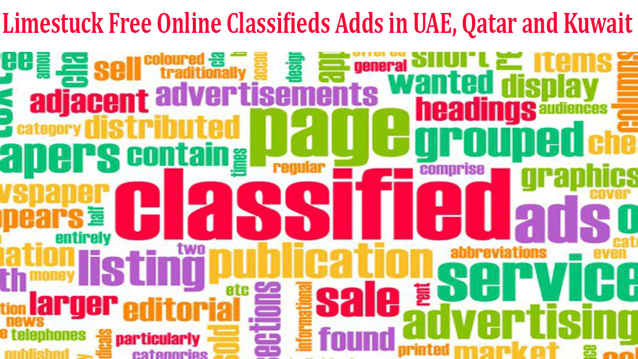 Post Free Classified Ads for Immediate Response