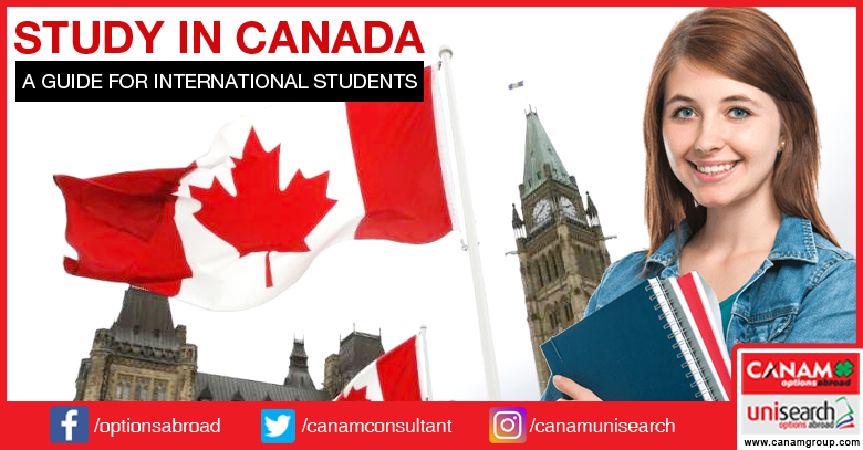 Study in Canada: A guide for international students