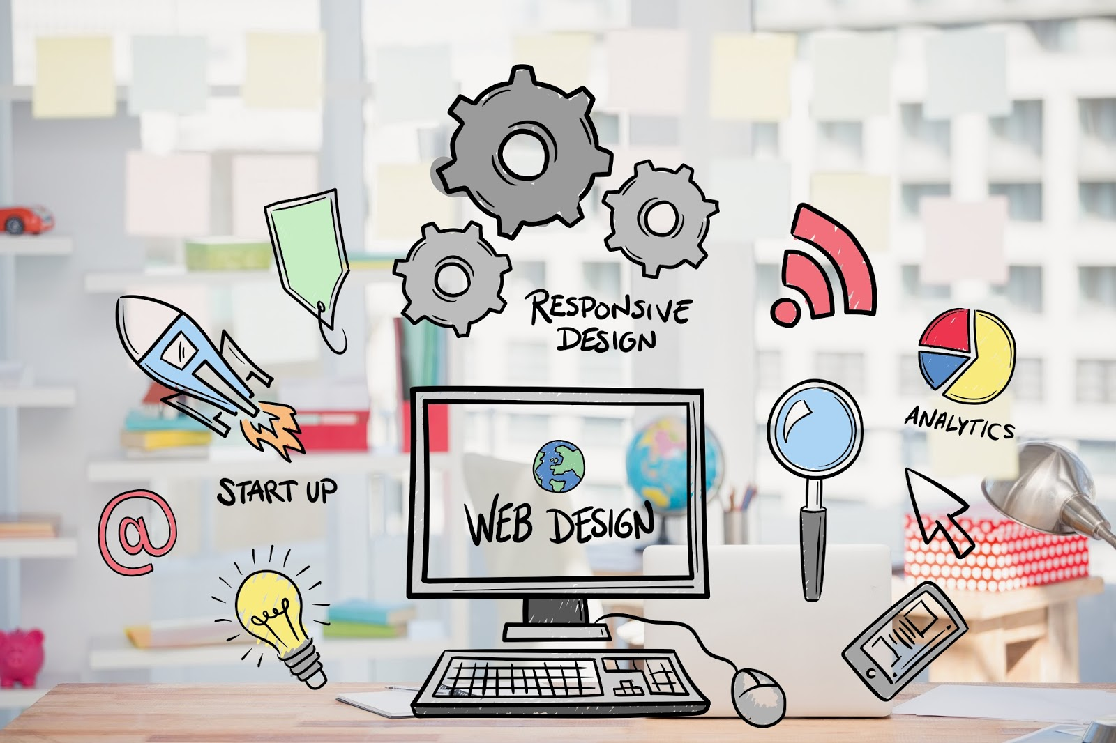 Hire Web Designer for Better Benefits