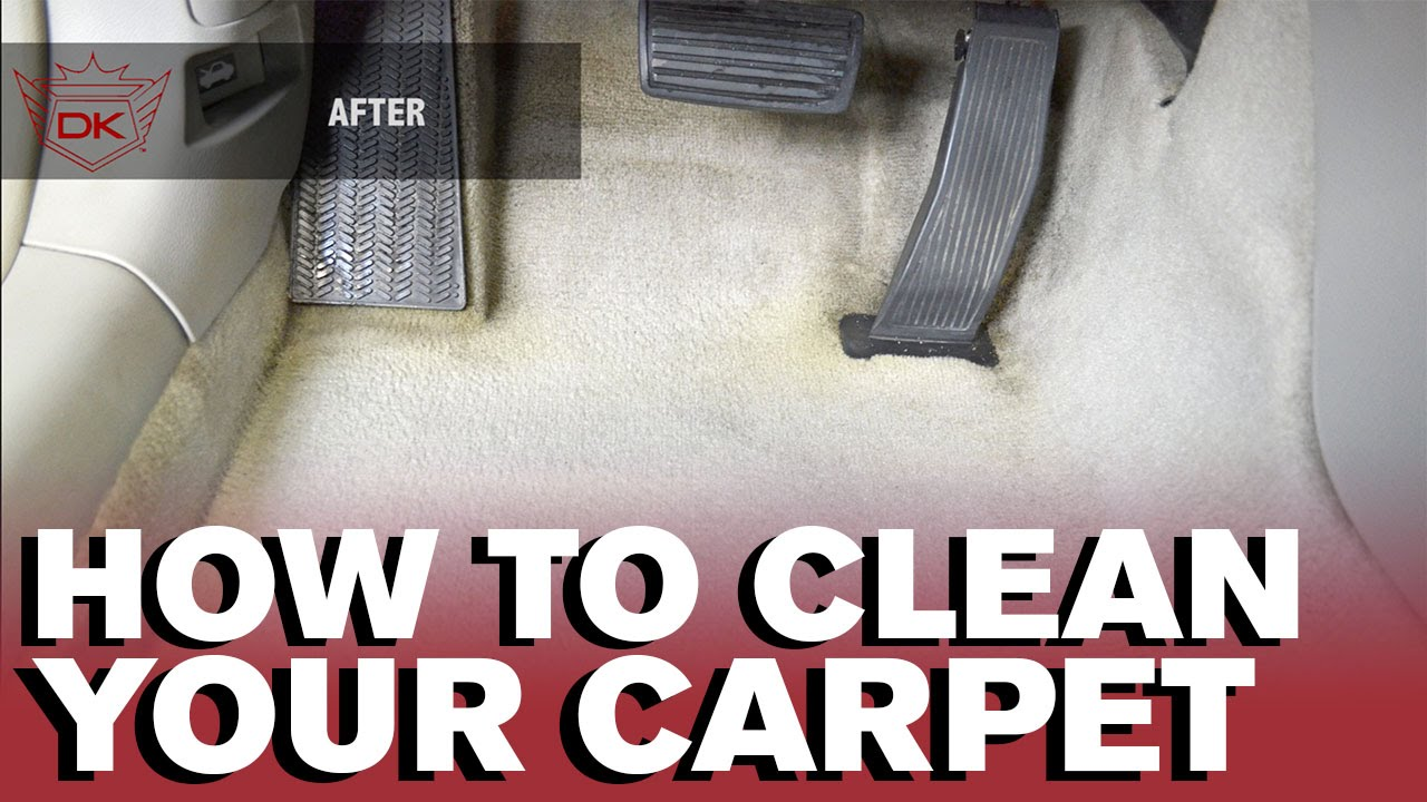 Smart Way to Clean Your Carpet