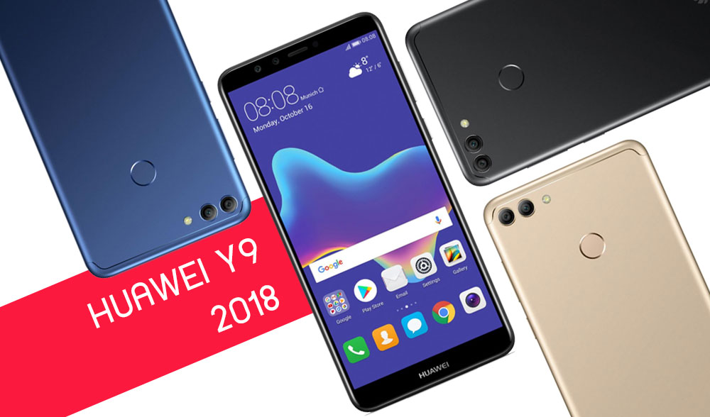 Huawei Y9 Feature and Reviews