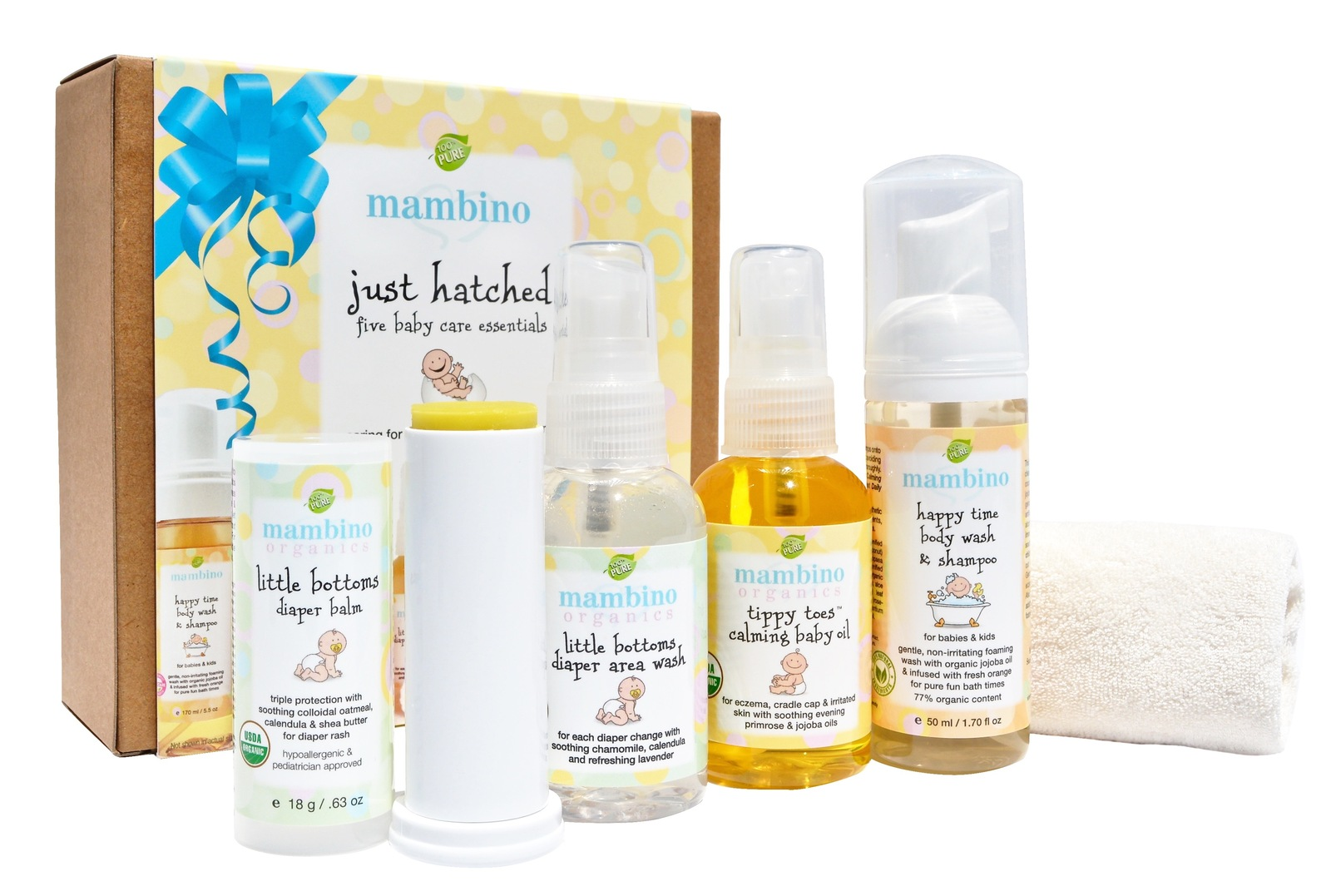 Best Natural Baby Products Australia