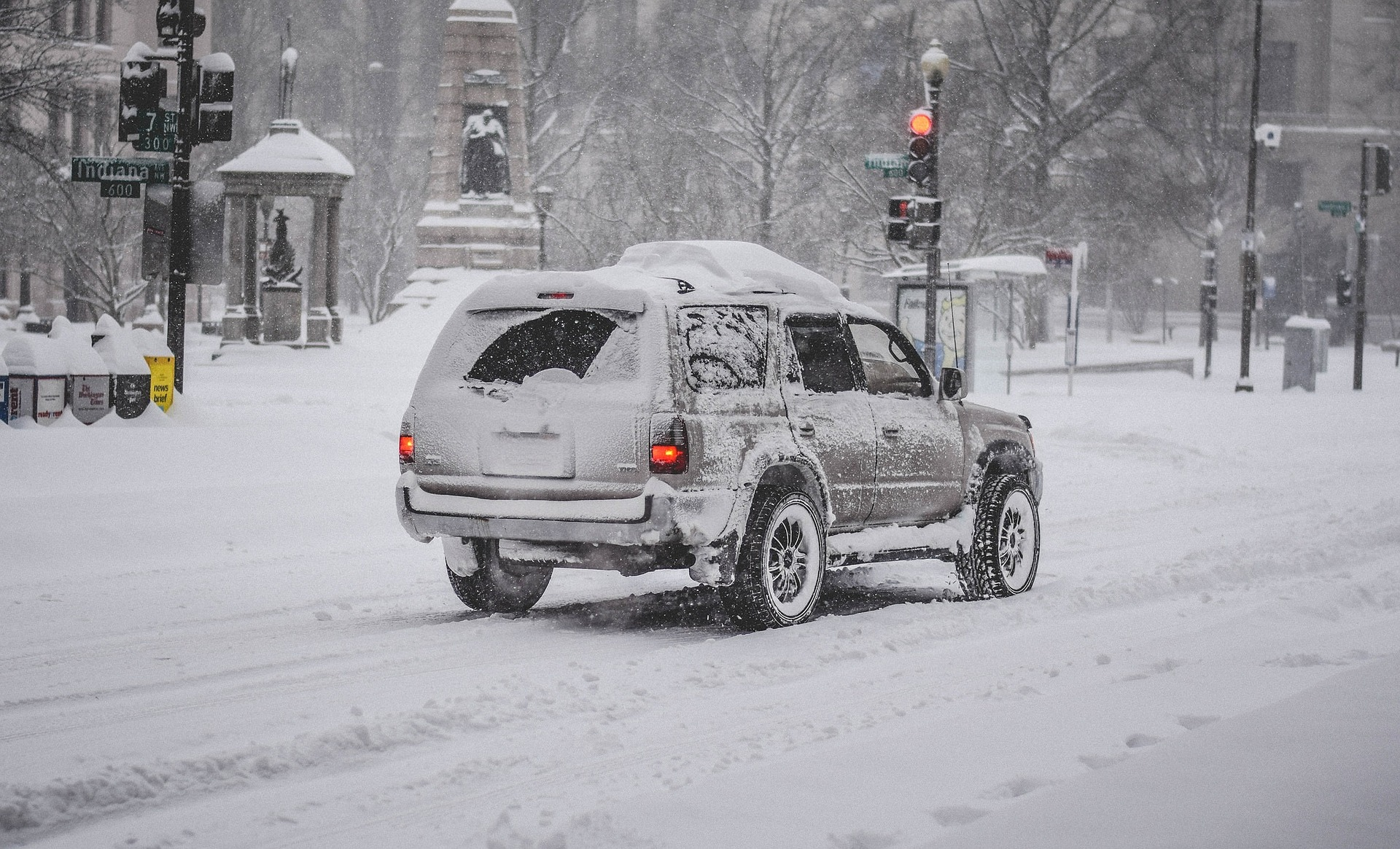 7 Tips to Take Good Care of Your Car During Winters