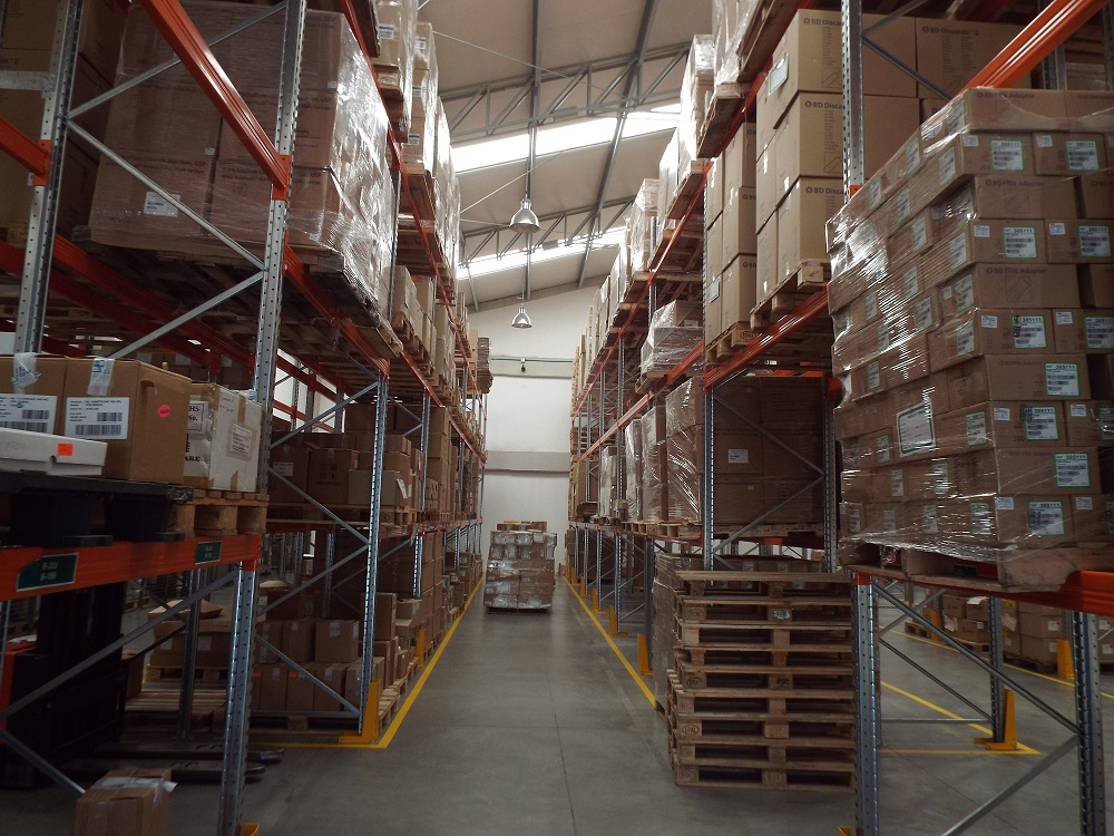 How to Do Factory Line Marking in Your Warehouse?