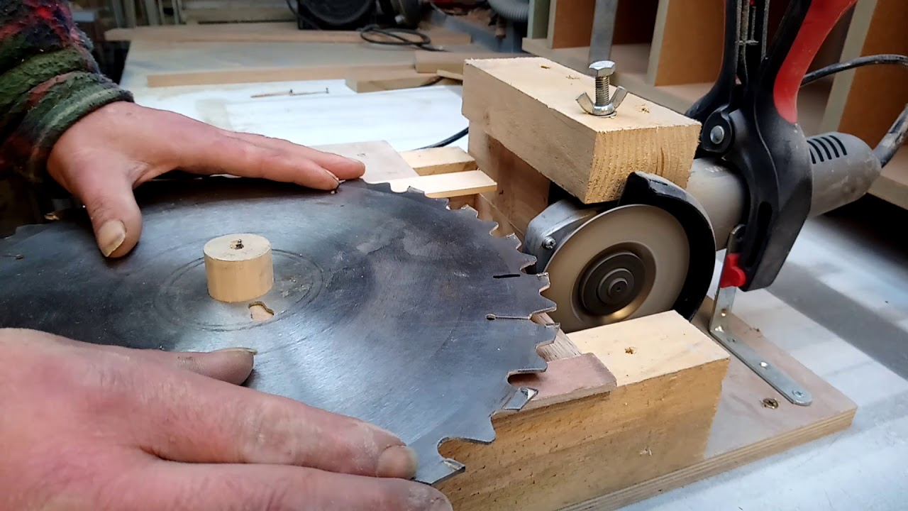 How Sharpening Works on Saws and Other Tools