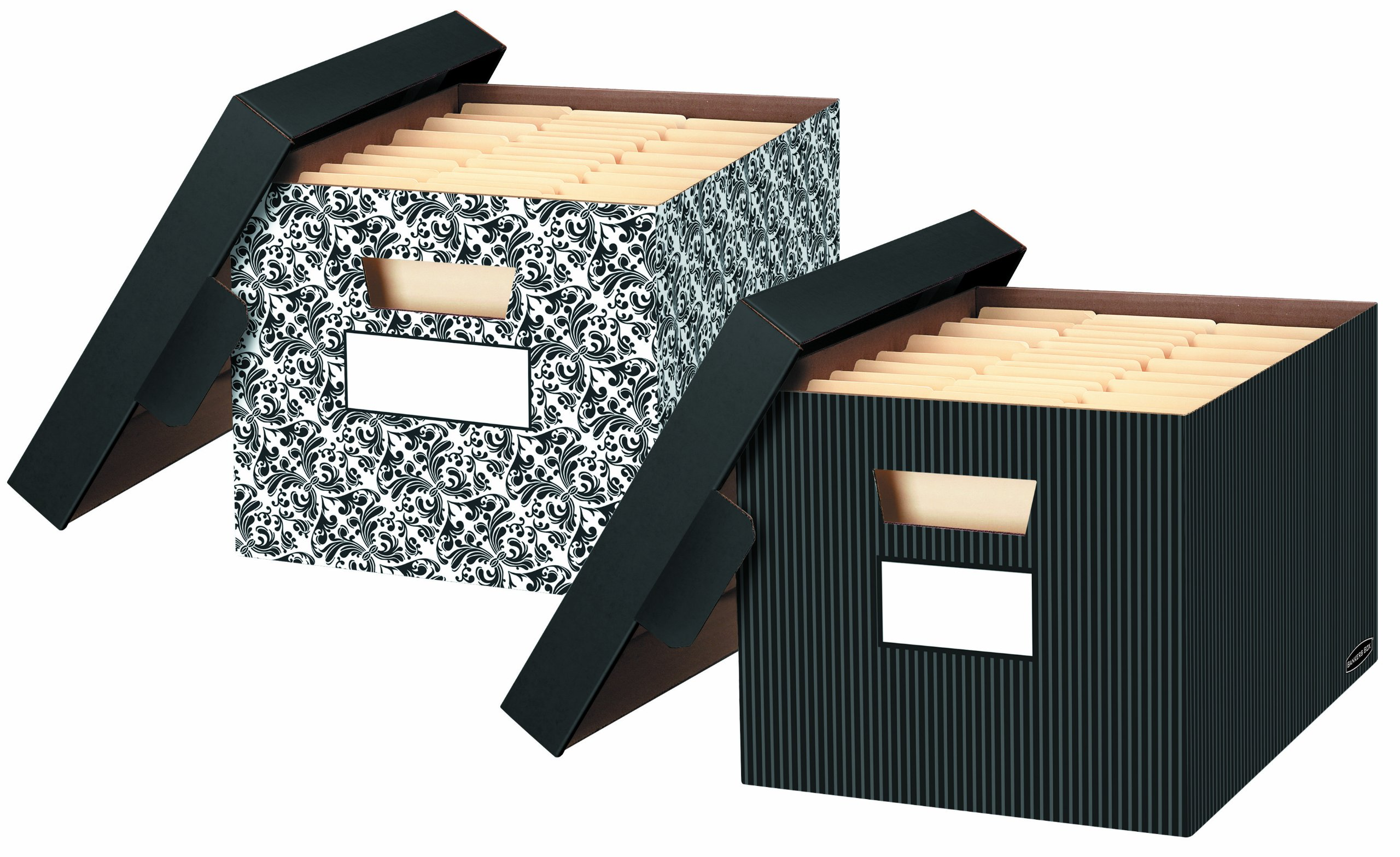 Auto Lock File Storage Boxes