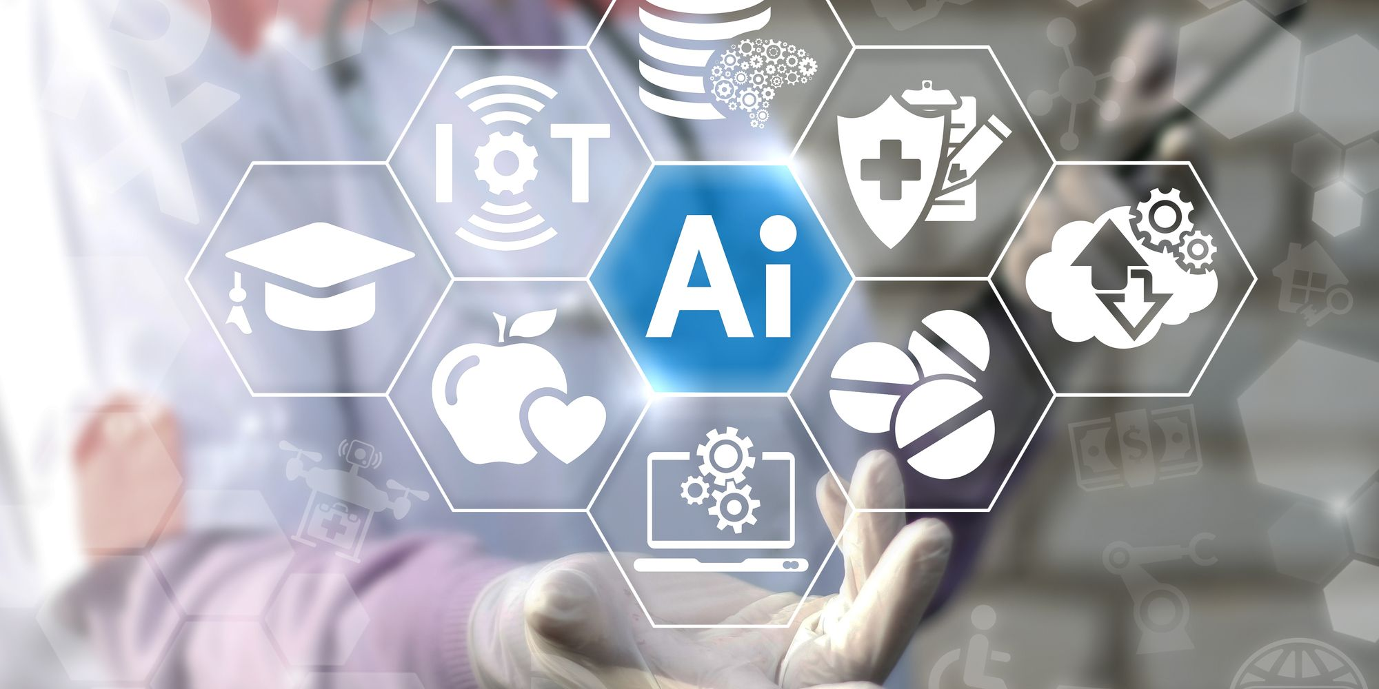 Top 8 Industrial Artificial Intelligence Or AI Applications