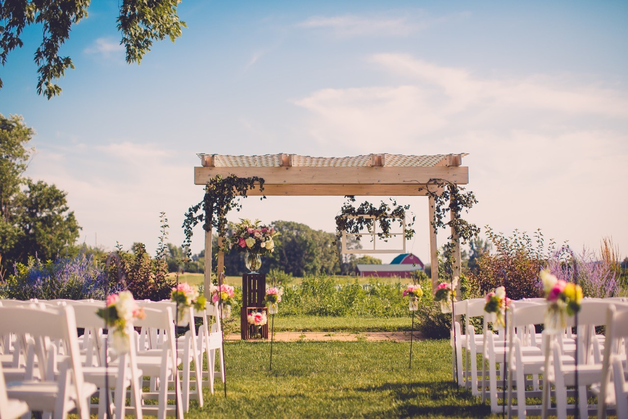 What You Must Do After Booking A Farm Wedding Venue