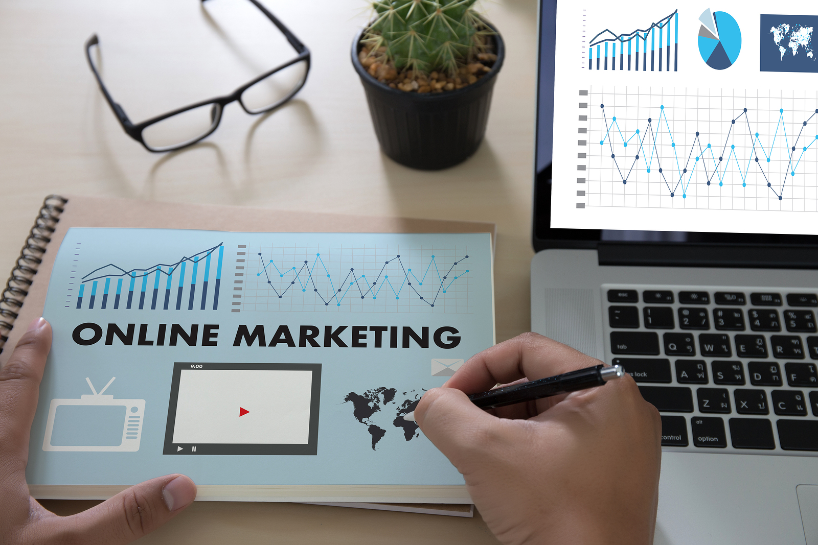 All You Need To Know About Online Marketing Services