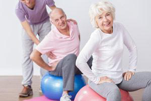 Geriatric physiotherapy