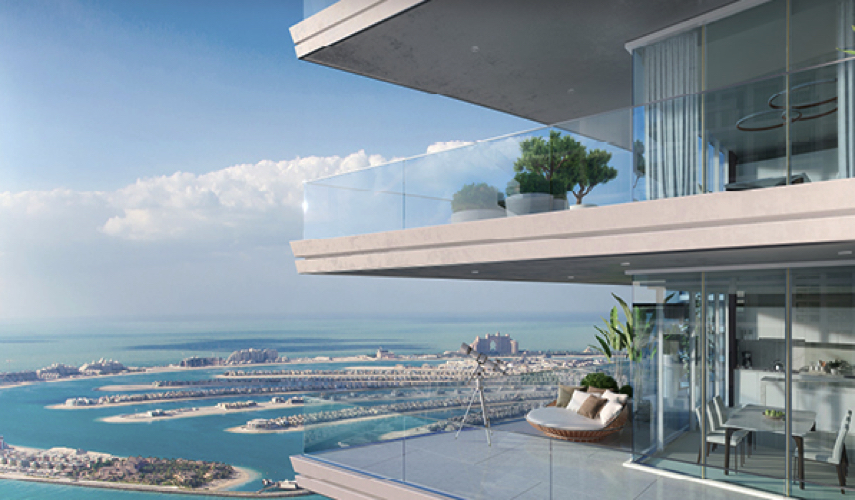 Emaar Beachfront in Dubai Harbour
