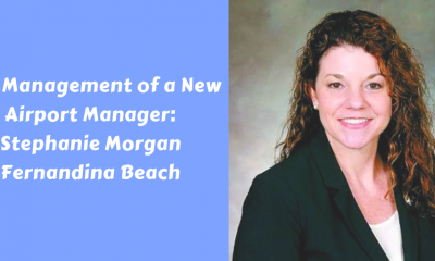 Self Management of a New Airport Manager_ Stephanie Morgan Fernandina Beach