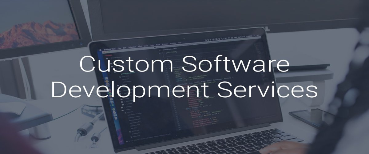 Custom Software Development Services