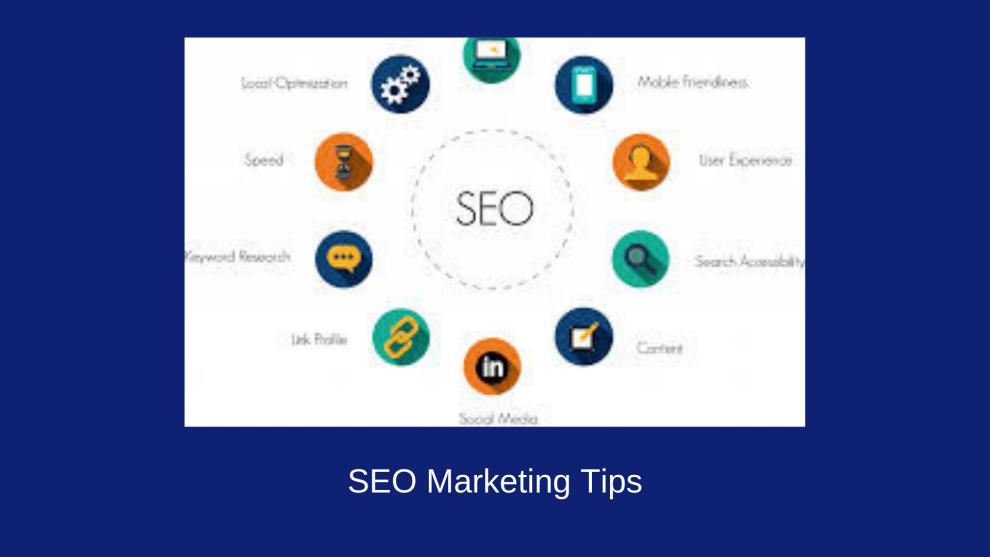11 Important SEO Marketing Tips and Techniques