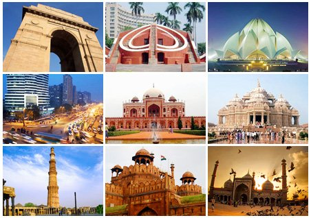 How to Select the Best Package for Delhi Sightseeing