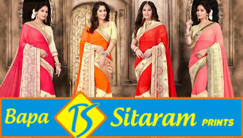 Choose Designer Party Wear Saree to Show-off Your Grace and Style!