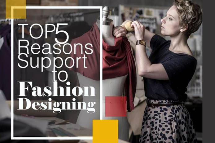 Top 5 Reasons To Support Fashion Designing Live Blogspot