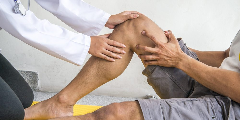 Total Knee Replacement – Get Back on Your Knees!