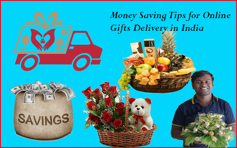 Money Saving Tips for Online Gifts Delivery in India