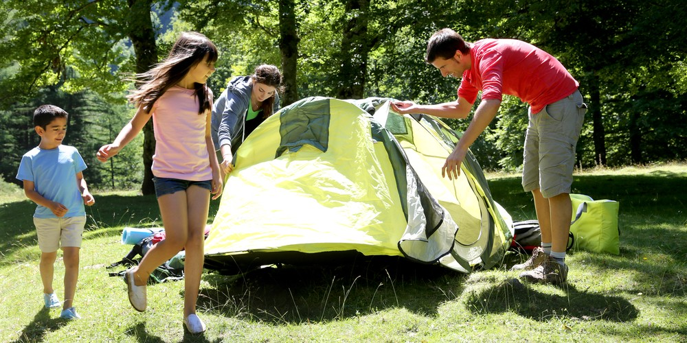 Tips for Maintaining Your Tent
