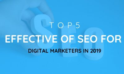 SEO for Digital Marketers in 2019