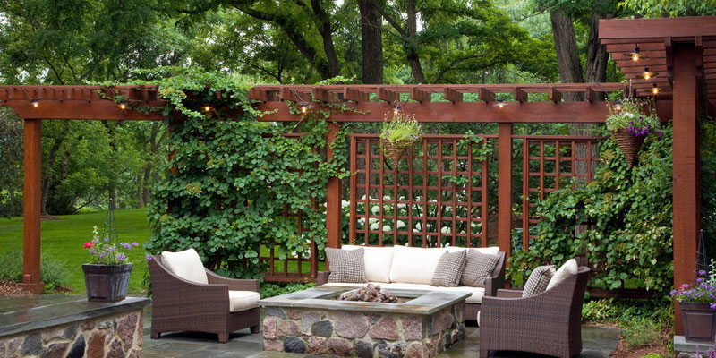 Renovate Your Garden Area and live with Luxurious Environment