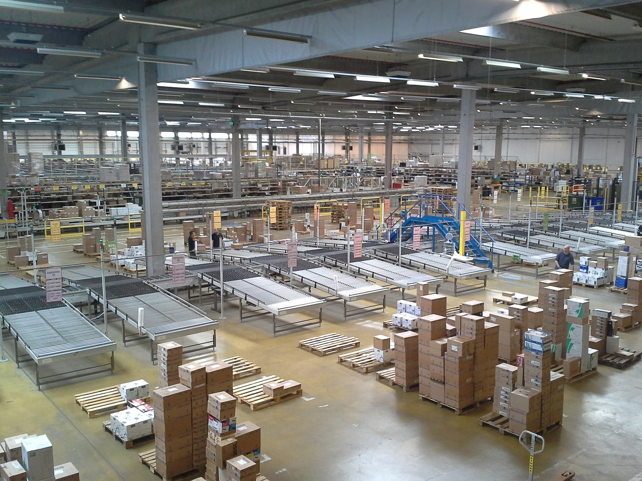 How Effective Warehouse Inventory Management Leads to Success