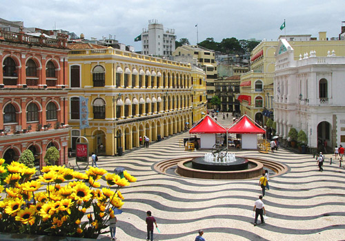 Places to visit in Macau at night