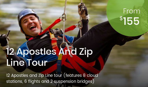 Take a thrilling experience of 12 Apostles Tour from Melbourne