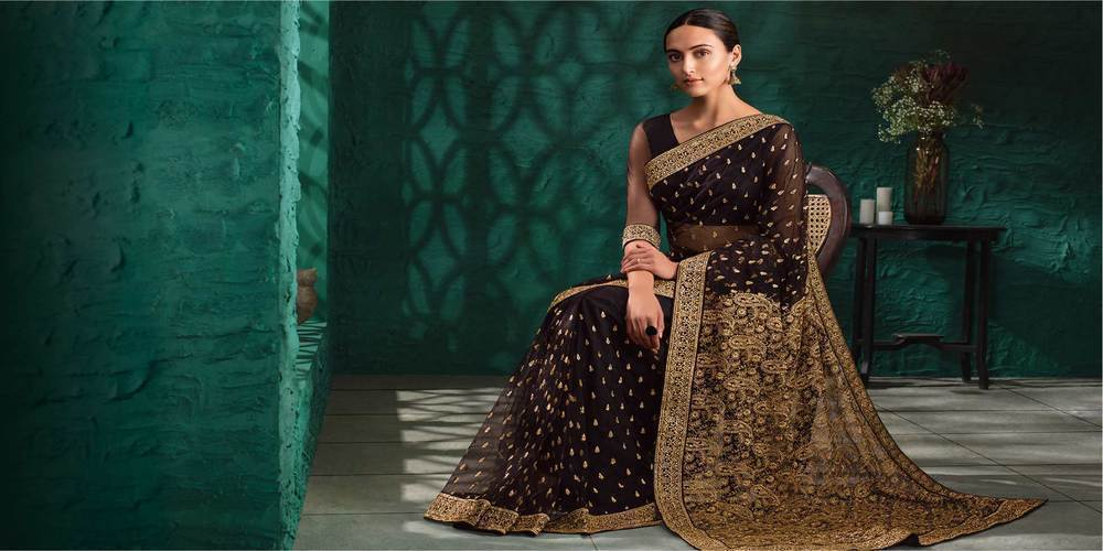 An Exclusive Collection of Designer Sarees Online