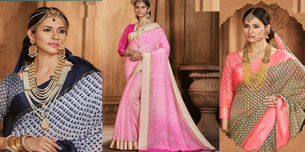 Designers Sarees Are Considered As The Most Glamorous Wear