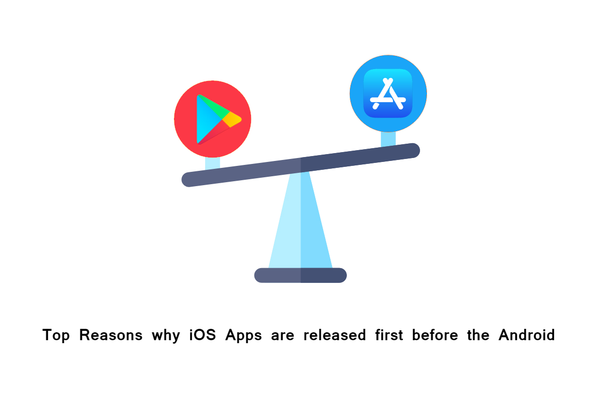 Top Reasons Why iOS Apps are Released First Before the Android