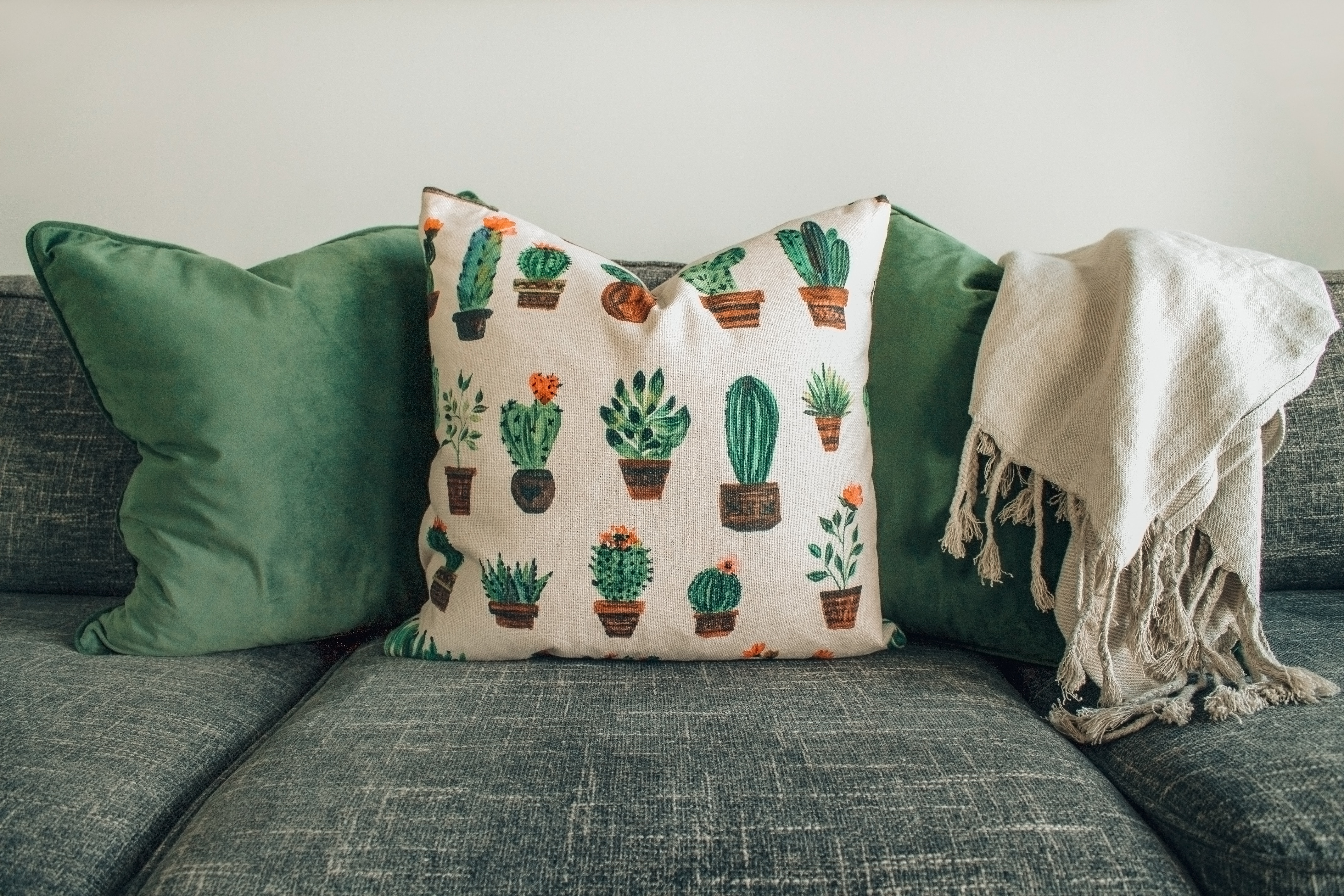 Luxury Home Textiles Inspired By Nature
