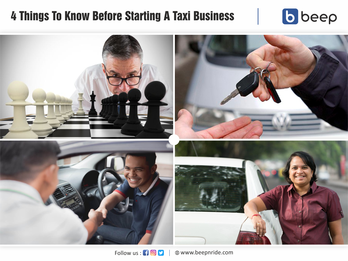 4 Things To Know Before Starting A Taxi Business
