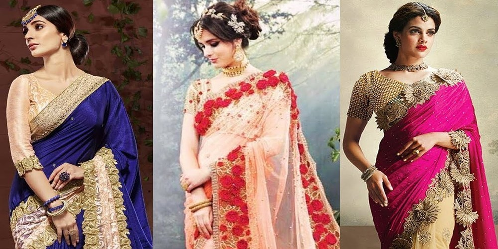 Designer Sarees – Women Will Surely Love This Collection